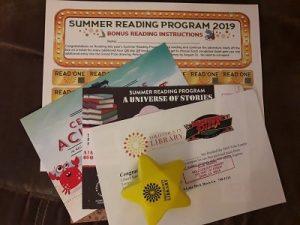 アメリカ夏休み読書プログラム